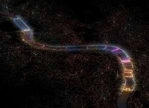 昕诺飞赢得照亮伦敦15座标志性桥梁合同水分仪